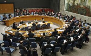 Zasedanje Varnostnega sveta OZN (Vir: UN Photo/Evan Schneider)
