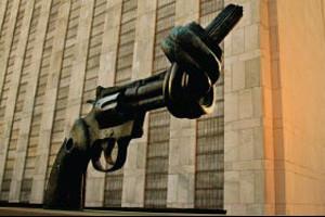 Delo OZN na področju miru in varnosti