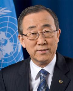 Generalni sekretar OZN Ban Ki-mun