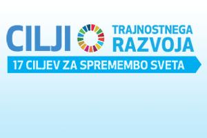 Cilji trajnostnega razvoja